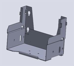 metal fabrication design